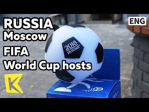 【K】Russia Travel-Moscow[러시아 여행-모스크바]2018 월드컵 개최국/FIFA World Cup hosts/Russia