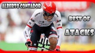 Alberto contador ● Attacks●Best of