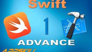 Swift ADVANCE Лекция 1. IOS, Swift, Calculator