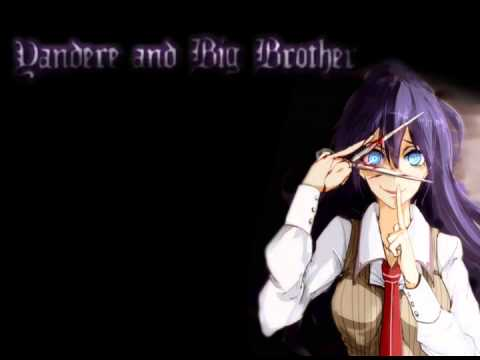 【Nixe】 Yandere and Big Brother Monologue「Voice Acting」