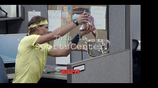 Rafael Nadal 'Candy' | This is SportsCenter | ESPN