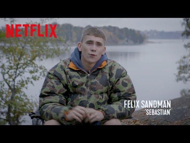 Behind the scenes of Quicksand | Netflix