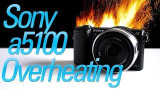 Another Look at Sony Camera Overheating