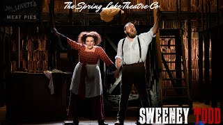 Sweeney Todd at the Spring Lake Theatre Company