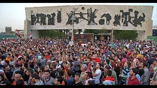 الشرق الأوسط: أحزاب شيعية عراقية تسعى لفتوى تحرم المظاهرات
