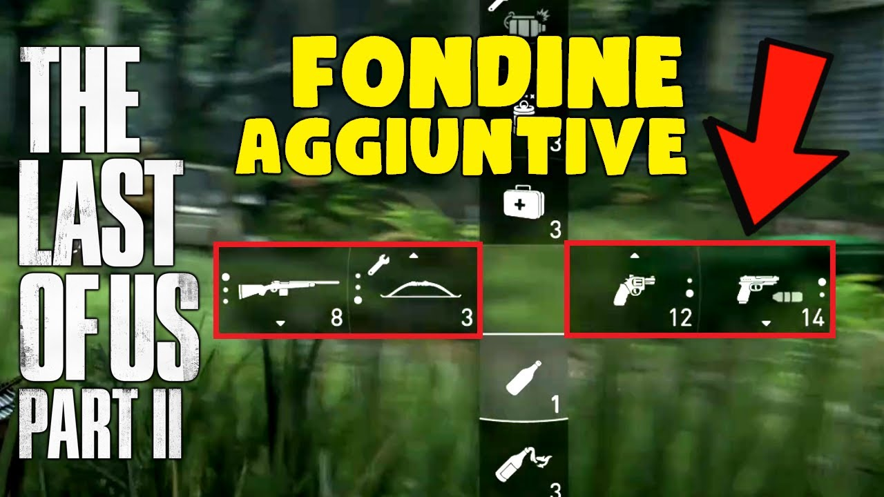 Dove trovare le FONDINE in The Last of Us Part 2 [Guida, Tutorial]