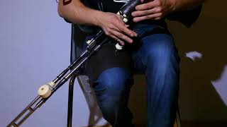 Half Set Uilleann Pipes made by ARHPA on sale