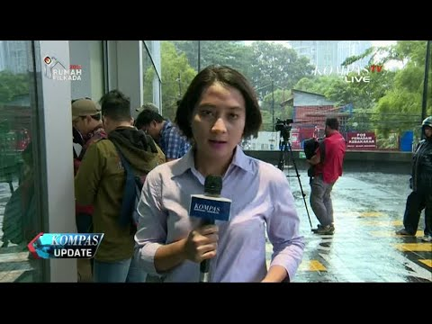 30 Korban Runtuhnya Balkon BEI Dibawa ke RS Siloam