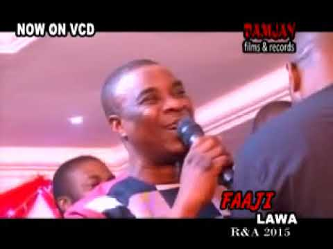 Faaji at Sidewalk   K1, Wasiu Pasuma, 9ice B - DamJay Films