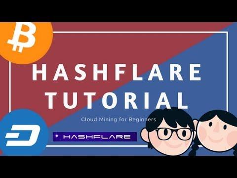 Hashflare Tutorial (Filipino Users)