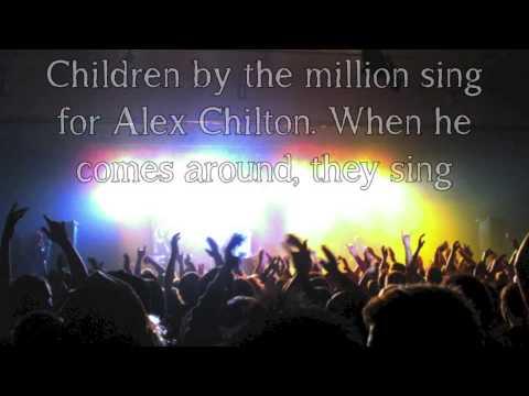 [LYRICS] Alex Chilton - The Replacements