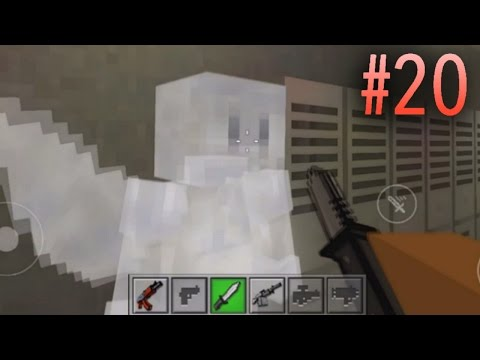 KNIFE TO THE FACE! | Pixel Gun 3D Deadly Games #20