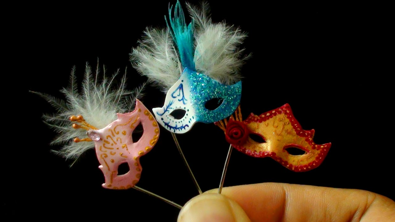 how to make a masquerade mask out of foam