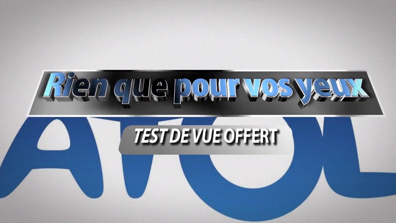 534aca47c64335 Atol mon opticien, Agnès belin - YouTube