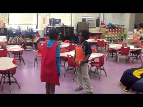 The Kindergarten Production of Reading Rainbow