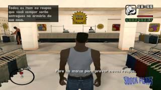 Série GTA San Andreas #3 -