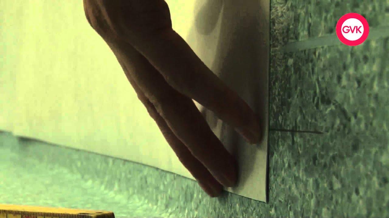 Montering av plastmatta i våtutrymme   vägg   youtube