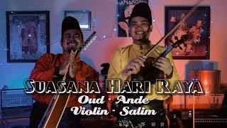 Cover images Suasana Hari Raya | Instrumental Lagu/Music Melayu