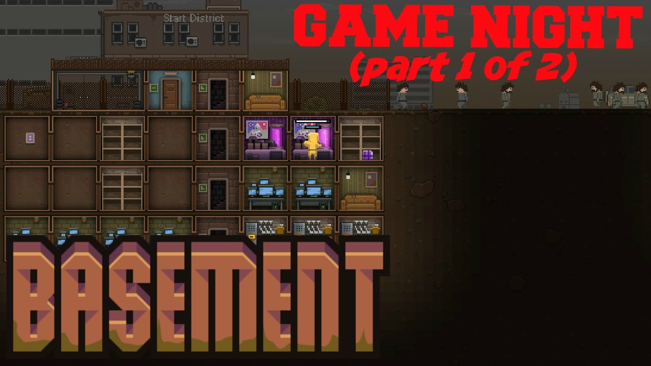 drug tycoon! - basement - game night (part 1 of 2) - youtube
