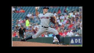 MLB: Cleveland Indians bekommen Starter Trevor Bauer zurück