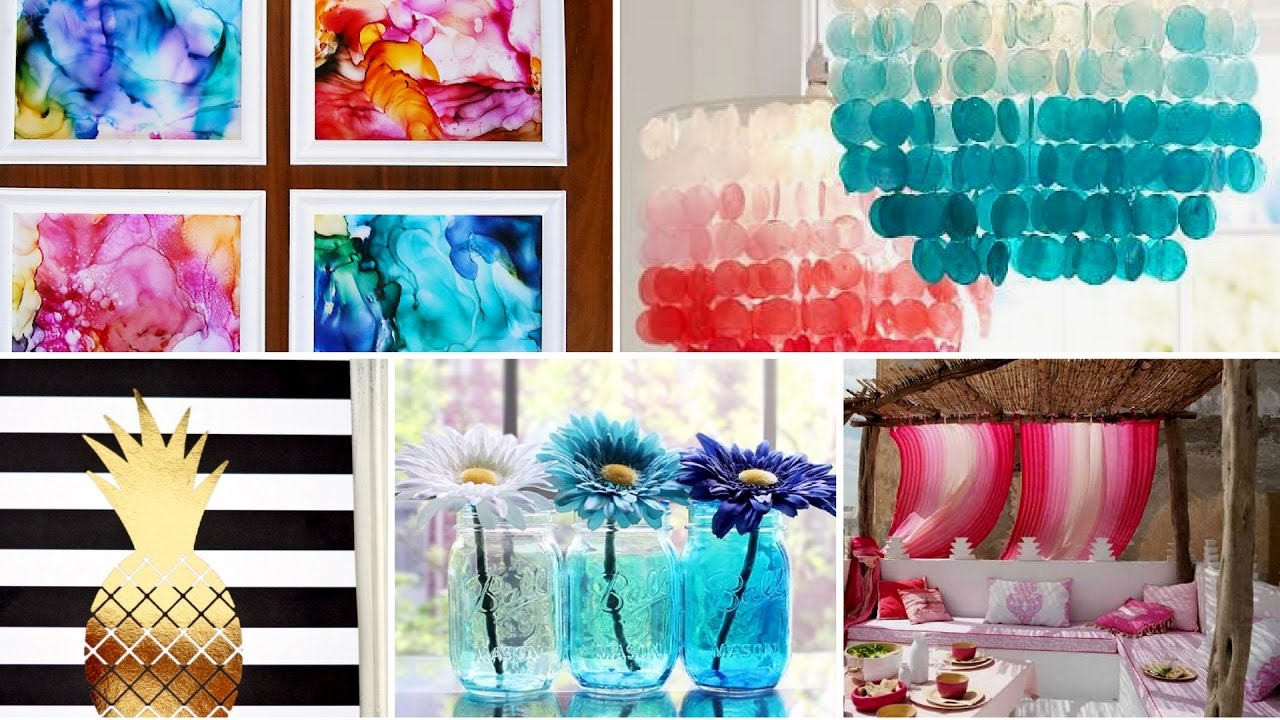 40 diy easy summer room decor ideas 2017 minimal for 40s room decor