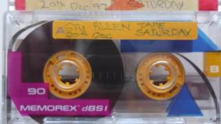 Stu Allan-key 103   20th December 1992  Side B