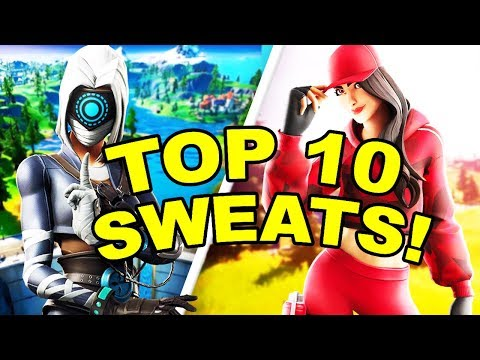 Top 10 Sweatiest Tryhard Fortnite Skin Combos For Fortnite Chapter 2