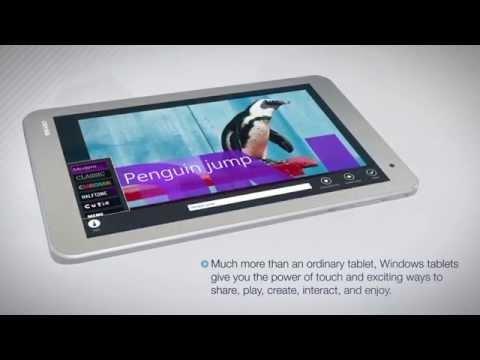 Toshiba Encore 2 WT8-B tablet