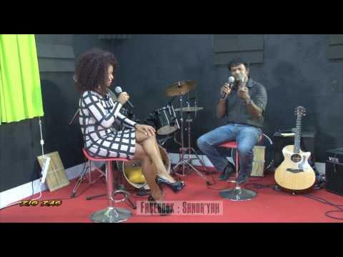 ZIG ZAG avec SANDR'YAH Chanteuse GAS sur PIMENT.TV