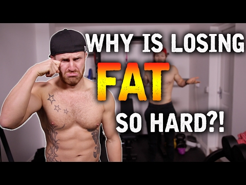 Why Losing Fat Is So Hard!