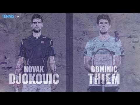 2016 Barclays ATP World Tour Finals: Djokovic-Thiem; Raonic-Monfils Highlights