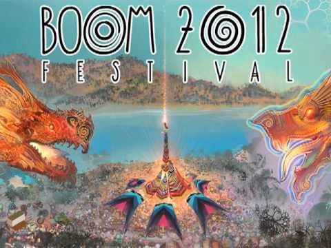 Boom Festival 2012 - Podcast 01 by Bird Of Prey - Live @ The Alchemy Circle