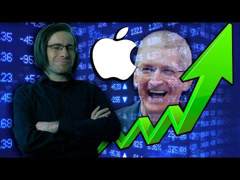 Я - АКЦИОНЕР Apple
