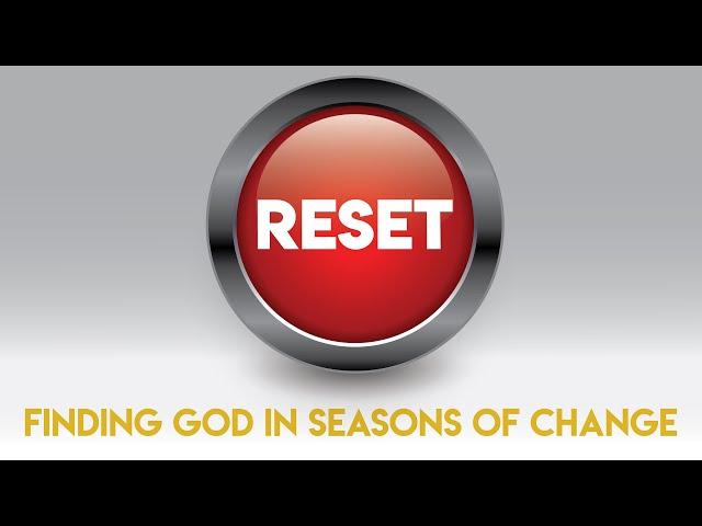 1/17/2021 - Reset Series Message #2 Gideon