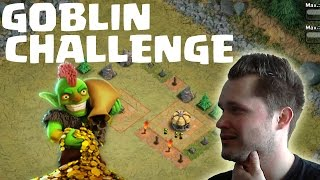 [fred] GOBLIN CHALLENGE! || CLASH OF CLANS || Let's Play CoC [Deutsch/German Android iOS HD]