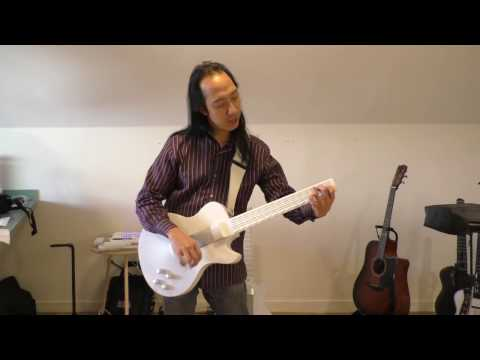 Magic and Traditional Mode Demo on the MI Guitar