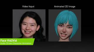 NVIDIA's Work in AI