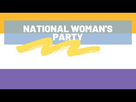 The National Woman's Party Fight for an Amendment