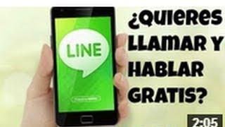 Como Llamar gratis y Enviar mensajes Gratis -LINE screenshot 4