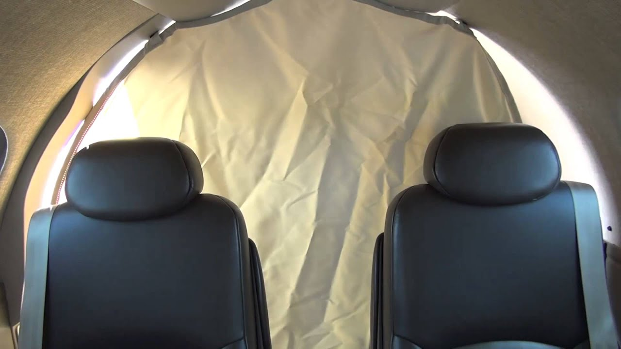 Citation Mustang Privacy Curtain