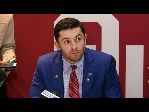 Baker Mayfield Wins Heisman Trophy | Stadium