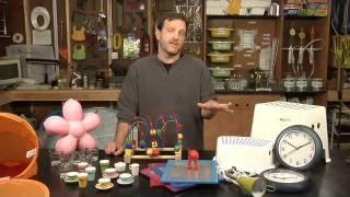 Gear Daddy Does Ikea: 10 Under $10 - Video