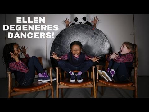 THE DANCE VIDEO THAT GOT US ON ELLEN DEGENERES' SHOW!