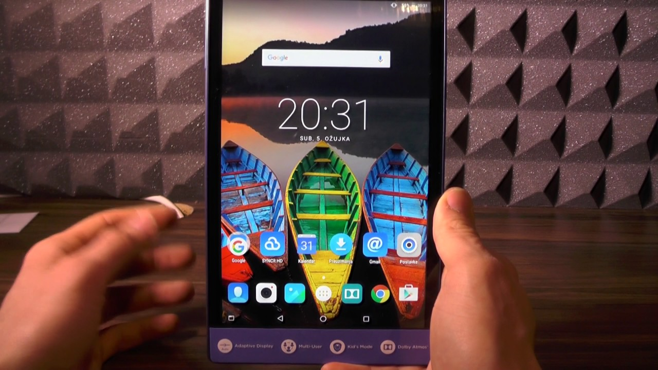 [Hw: Unboxing & First look] – Lenovo Tab 3 8