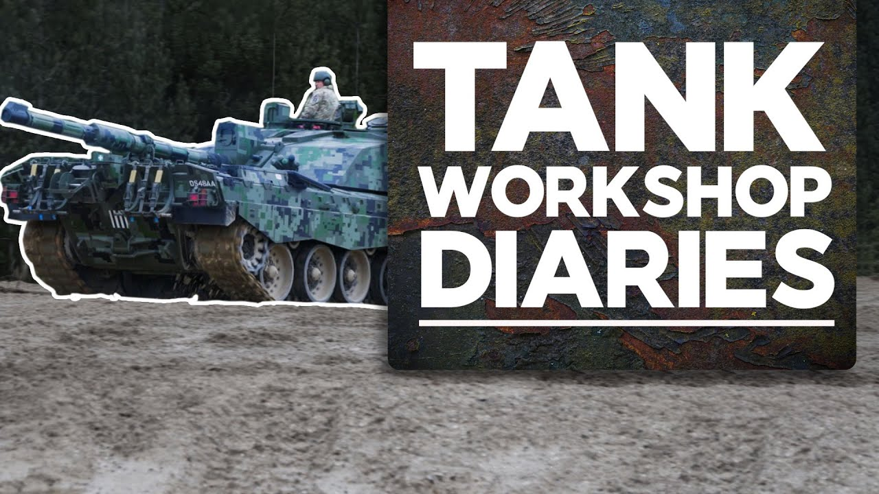 Tiger 131 Maintenance and Army Exercise   Tank Workshop Diaries Ep. 15   The Tank Museum