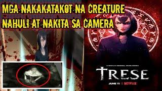 NAPAHANGA ng Netflix ang Netizens sa NAKAKAKILABOT na Teaser ng TRESE. 😱🇵🇭