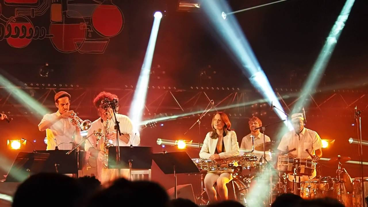 Julien Lourau & The Groove Retrievers @ Jazz à la Villette 2016, Paris