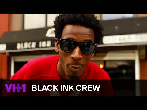 Black Ink Crew + Supertrailer + VH1