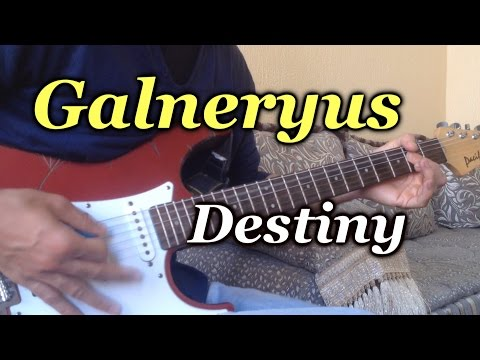 GALNERYUS  DESTINY