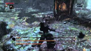 [Bloodborne] Sickly Bloodborne Third Session Makin